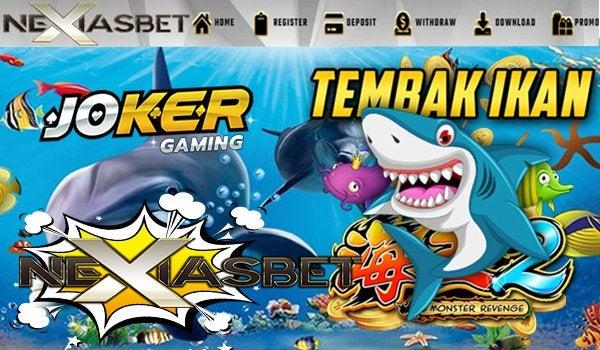 Link Joker123 Terbaru Judi Tembak Ikan Online Terpercaya