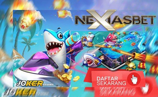 Tembak Ikan Joker123 Uang Asli Website Nexiasbet