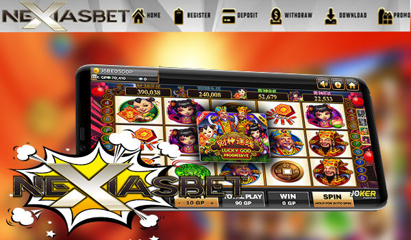 Nexiasbet Joker123 Game Ikan Online Terpercaya