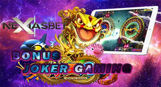 Situs Daftar Joker Gaming NEXIASBET Joker123 Slot Online