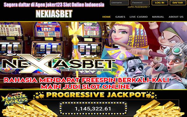 Situs Joker123 Nembak Ikan Online Terpercaya Di Asia Slot