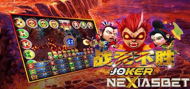 Joker123 Judi Slot Online Mesin Slot Terbaik dan Terpercaya